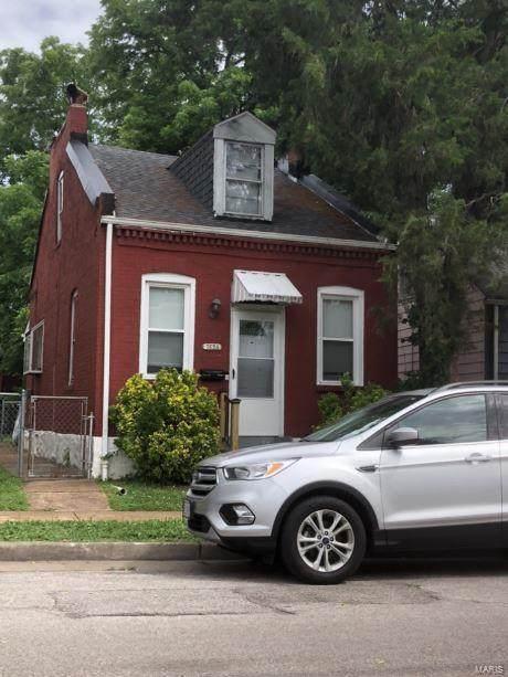 7624 Vermont Avenue A&B, St Louis, MO 63111 (#20045240) :: Parson Realty Group