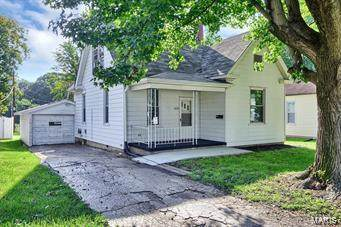 608 Sherman Avenue, Edwardsville, IL 62025 (#20045482) :: Hartmann Realtors Inc.