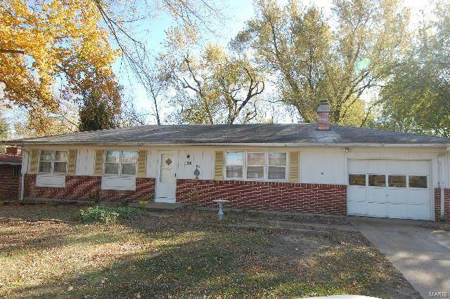 1114 E 10th Street, Rolla, MO 65401 (#20045554) :: Clarity Street Realty