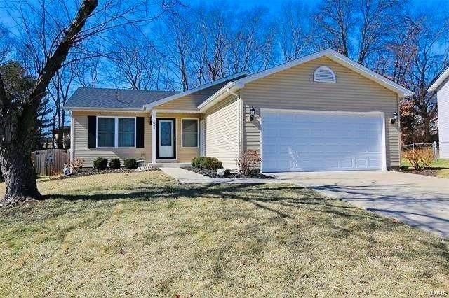 1605 Fairwood Forest, Saint Peters, MO 63376 (#20047351) :: RE/MAX Vision