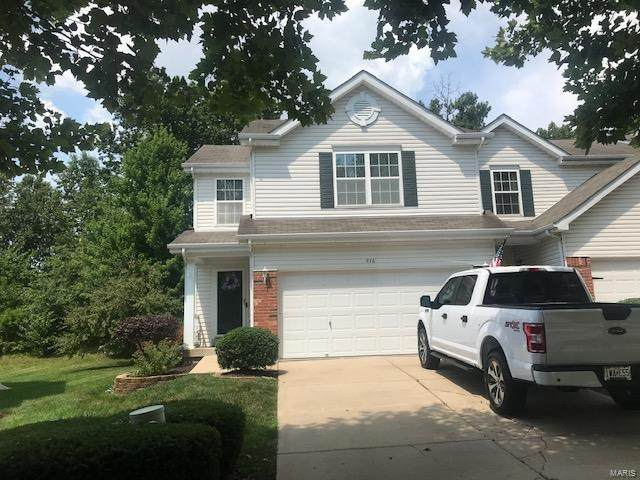 416 Flowering Magnolia Drive, O'Fallon, MO 63366 (#20047369) :: Kelly Hager Group | TdD Premier Real Estate
