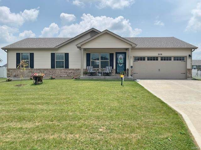 204 Winter Wheat, Wright City, MO 63390 (#20047809) :: Parson Realty Group