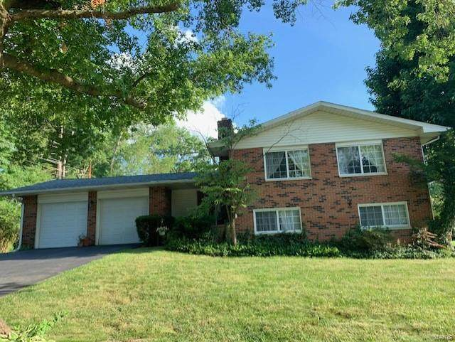 1303 Dadrian Drive, Godfrey, IL 62035 (#20047919) :: Kelly Hager Group | TdD Premier Real Estate