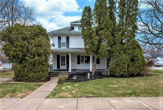 502 College, Vienna, IL 62995 (#20048017) :: The Becky O'Neill Power Home Selling Team