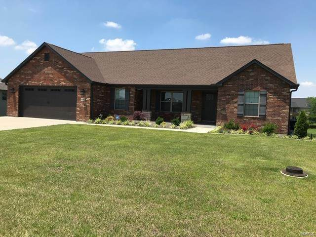 767 Lakeview Crossing, Cape Girardeau, MO 63701 (#20048117) :: Parson Realty Group
