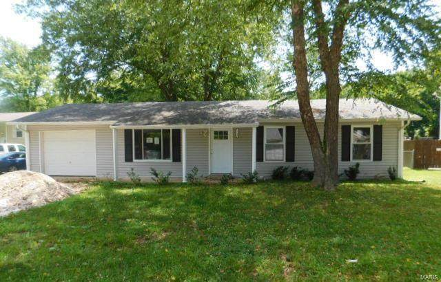 7218 Valley Drive, Barnhart, MO 63012 (#20050382) :: Parson Realty Group