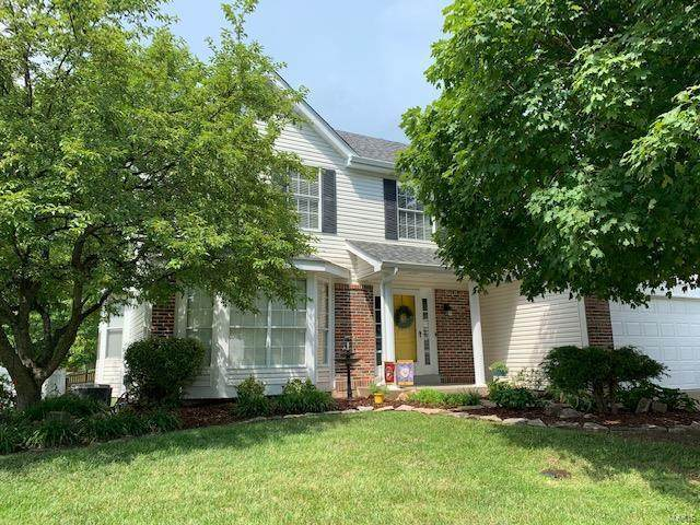 3830 Kentucky Derby Drive, Florissant, MO 63034 (#20052236) :: Parson Realty Group