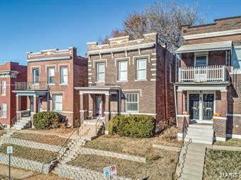 3819 Blaine Avenue, St Louis, MO 63110 (#20052710) :: The Becky O'Neill Power Home Selling Team