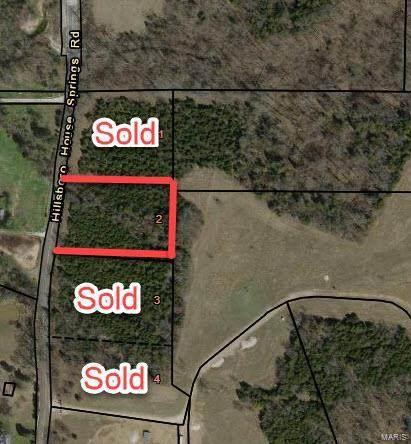 6910 Hillsboro-House Springs, Cedar Hill, MO 63016 (#20053645) :: The Becky O'Neill Power Home Selling Team