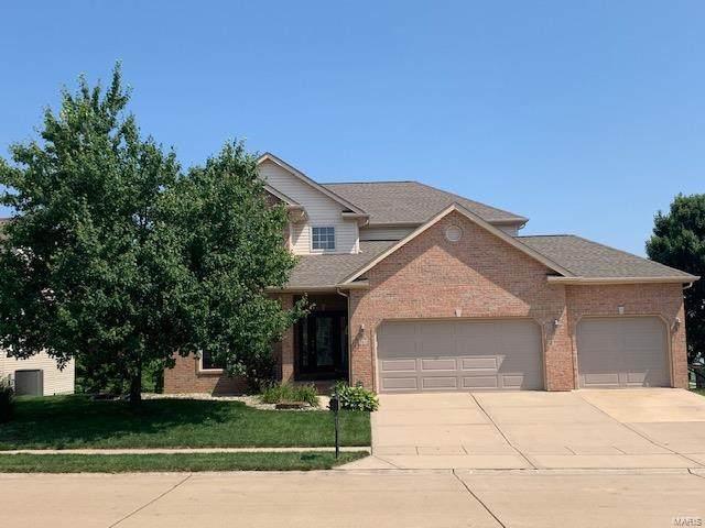 761 Merrifields Drive, O'Fallon, IL 62269 (#20054436) :: Tarrant & Harman Real Estate and Auction Co.