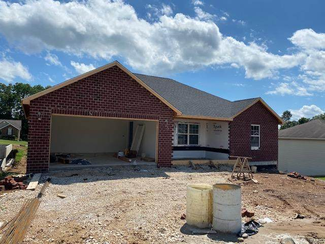 2843 Mansfield Place, Jackson, MO 63755 (#20054528) :: Parson Realty Group