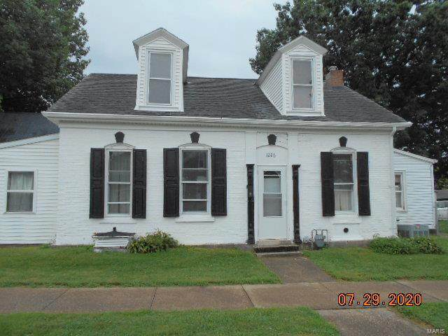 1226 Ohio St, Quincy, IL 62301 (#20054657) :: Fusion Realty, LLC
