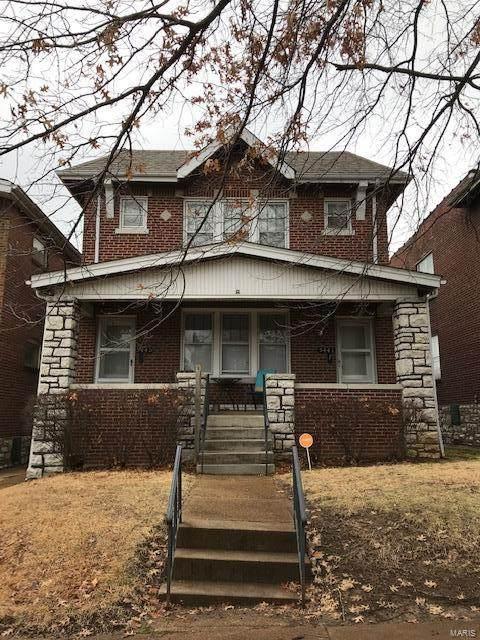 5441 Lisette Avenue, St Louis, MO 63109 (#20055083) :: RE/MAX Vision