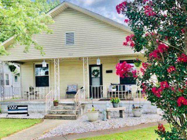 1120 S 14th Street, HERRIN, IL 62948 (#20055369) :: Parson Realty Group