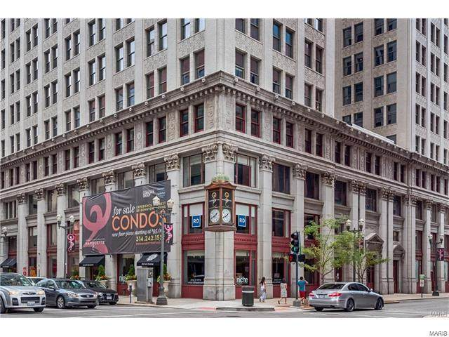 314 N Broadway #1708, St Louis, MO 63102 (#20055633) :: The Becky O'Neill Power Home Selling Team