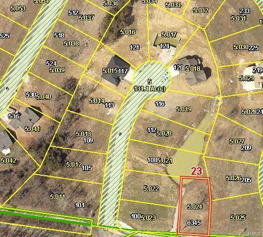 6345 Gibison (Lot #14) Road, Troy, MO 63379 (#20055735) :: St. Louis Finest Homes Realty Group