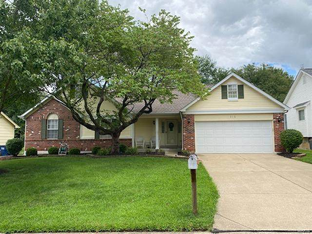 315 Wildberry Lane, Saint Charles, MO 63304 (#20055744) :: RE/MAX Vision