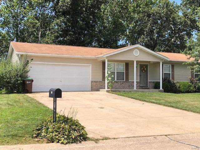105 Parkway Drive, Troy, MO 63379 (#20055766) :: The Becky O'Neill Power Home Selling Team