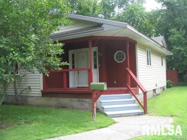 312 N 19th Street, HERRIN, IL 62948 (#20055937) :: The Becky O'Neill Power Home Selling Team