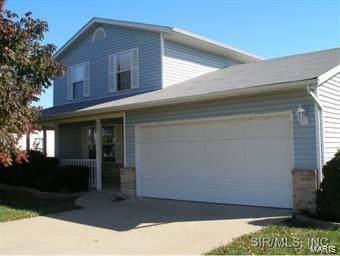 804 St John Drive, Belleville, IL 62221 (#20055997) :: Realty Executives, Fort Leonard Wood LLC