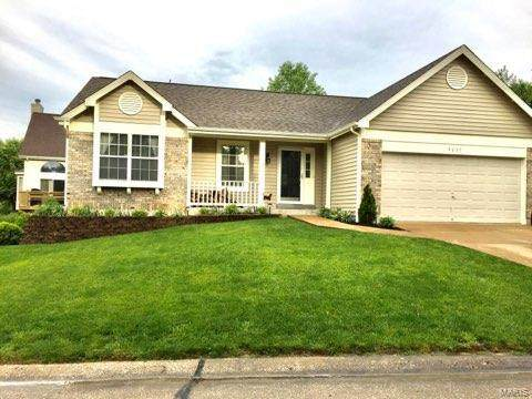 4657 Hickory Ridge View Ct, Eureka, MO 63025 (#20056336) :: The Becky O'Neill Power Home Selling Team