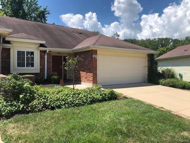26 Willowyck, St Louis, MO 63146 (#20056563) :: Walker Real Estate Team