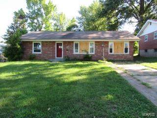 306 Hawkesbury, St Louis, MO 63121 (#20057227) :: Clarity Street Realty