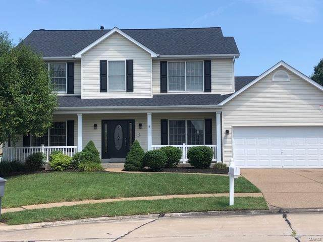 4 Botanical Court, O'Fallon, MO 63368 (#20057366) :: The Becky O'Neill Power Home Selling Team