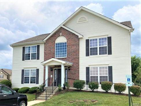 724 Harbor Woods Drive B, Fairview Heights, IL 62208 (#20057885) :: The Becky O'Neill Power Home Selling Team