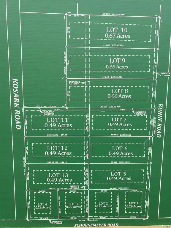 3505 Kosark Road, Owensville, MO 65066 (#20058013) :: Kelly Hager Group | TdD Premier Real Estate
