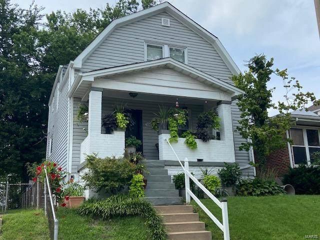 5363 West Avenue, St Louis, MO 63116 (#20058463) :: Century 21 Advantage