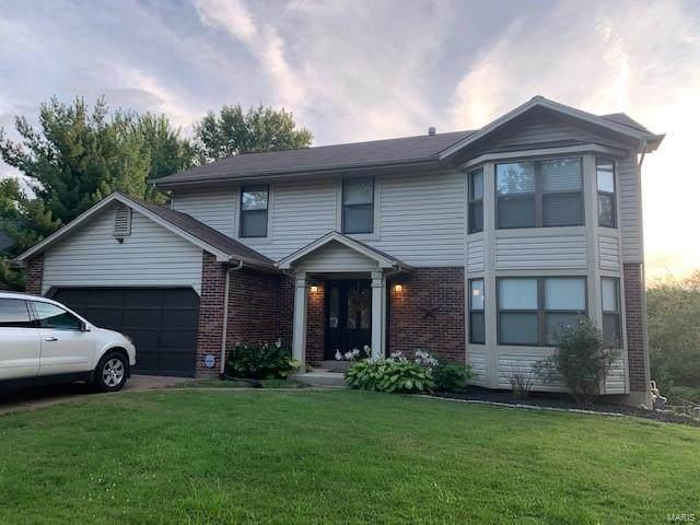 1263 Stephenridge Drive, Saint Charles, MO 63304 (#20060173) :: The Becky O'Neill Power Home Selling Team