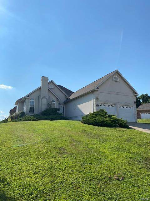 4901 Parkside Court, Jackson, MO 63755 (#20060872) :: The Becky O'Neill Power Home Selling Team