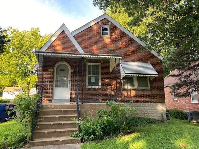 8814 Alva Avenue, St Louis, MO 63121 (#20062952) :: The Becky O'Neill Power Home Selling Team