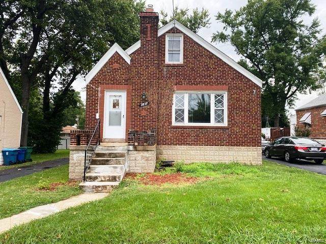 3837 Melba, St Louis, MO 63121 (#20064754) :: Clarity Street Realty