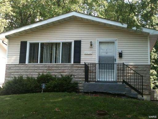 10252 Count, St Louis, MO 63136 (#20066140) :: Century 21 Advantage