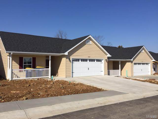 1053 Hawk Ridge #1, Union, MO 63084 (#20066422) :: Walker Real Estate Team