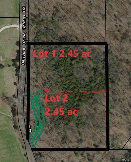 6970 Hillsboro House Springs, Cedar Hill, MO 63016 (#20066962) :: Clarity Street Realty