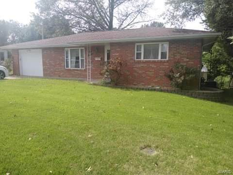 116 N Waters, Perryville, MO 63775 (#20067314) :: Clarity Street Realty