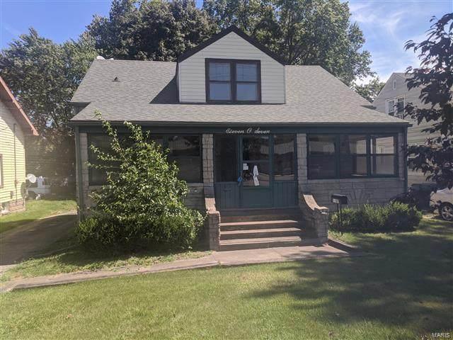 1107 Milton Road, Alton, IL 62002 (#20068295) :: Clarity Street Realty