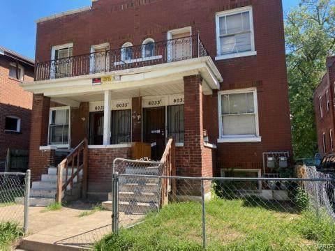 6033 W Florissant Avenue, St Louis, MO 63136 (#20069601) :: Century 21 Advantage