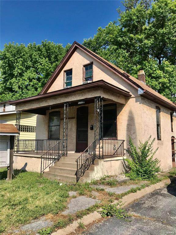 2620 Madison Avenue, Granite City, IL 62040 (#20069794) :: St. Louis Finest Homes Realty Group