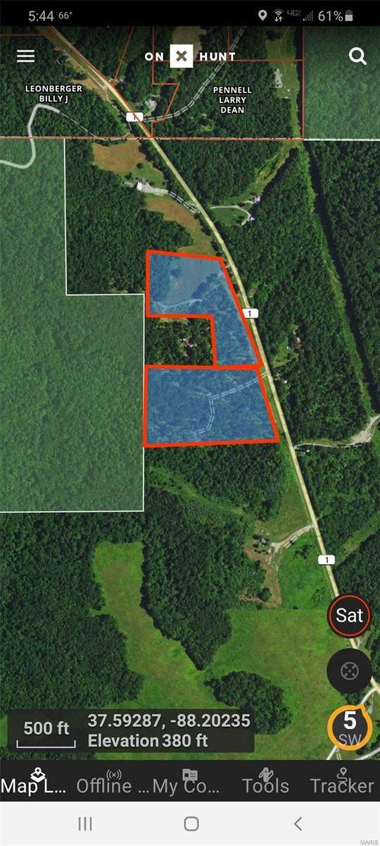 0 State Highway 1, Elizabethtown, IL 62931 (#20069854) :: Realty Executives, Fort Leonard Wood LLC