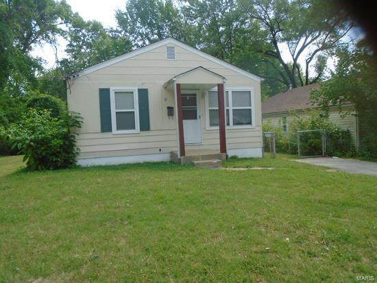 614 Cunniff, St Louis, MO 63135 (#20070678) :: Clarity Street Realty