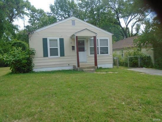 614 Cunniff, St Louis, MO 63135 (#20070678) :: Jeremy Schneider Real Estate