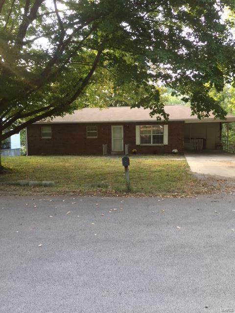 1427 N Clark Avenue, Cape Girardeau, MO 63701 (#20072011) :: The Becky O'Neill Power Home Selling Team