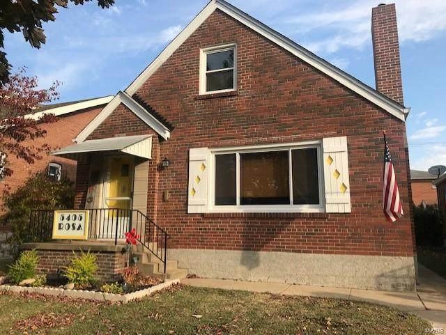 5405 Rosa Avenue, St Louis, MO 63109 (#20074406) :: Clarity Street Realty