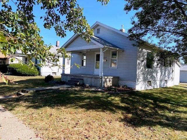223 Logan Street, Bethalto, IL 62010 (#20075980) :: Tarrant & Harman Real Estate and Auction Co.