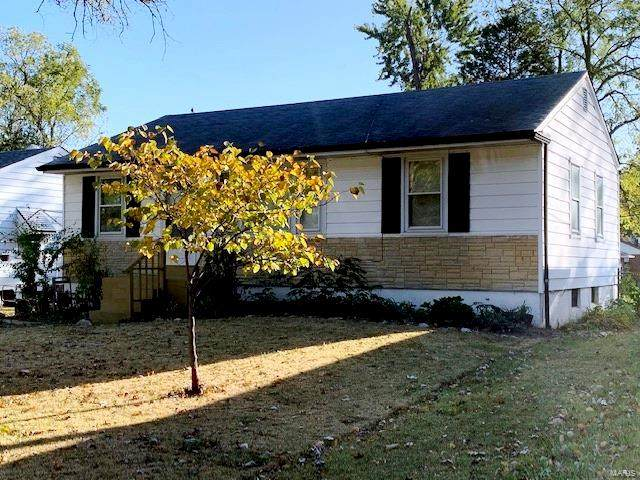 4336 Herbert Avenue, St Louis, MO 63134 (#20076207) :: St. Louis Finest Homes Realty Group