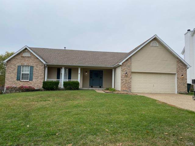 321 Quiet Country Drive, Saint Peters, MO 63376 (#20076214) :: RE/MAX Vision